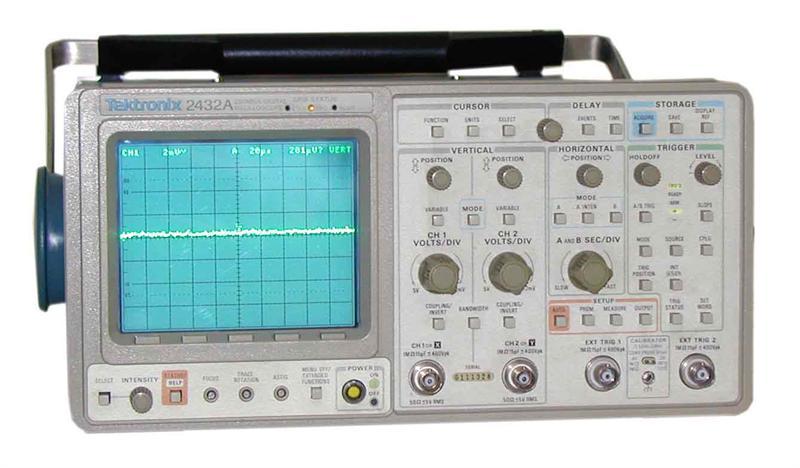 Aeroflex Inc 2432A 560Mhz Digital Frequency Meter