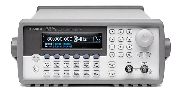 Agilent 33250A Function Generators