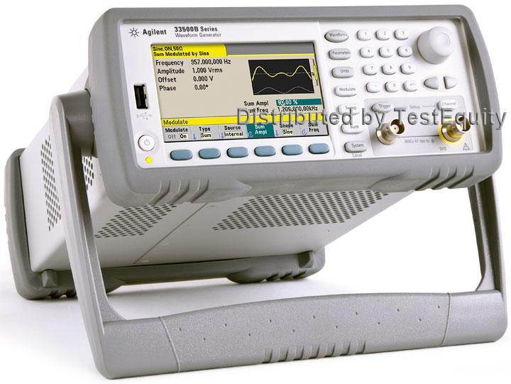 Keysight 33521B Waveform Generator