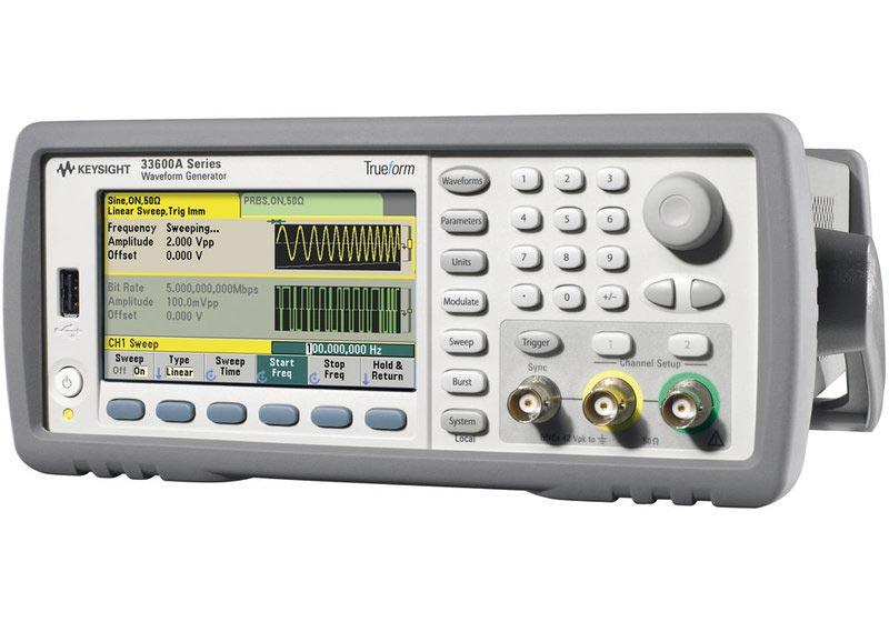 Keysight 33611A Waveform Generator