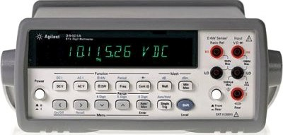 Agilent 34401A Multimeter