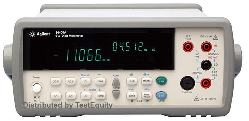 Agilent 34405A Multimeters