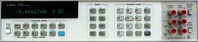 Agilent 3458A Multimeter