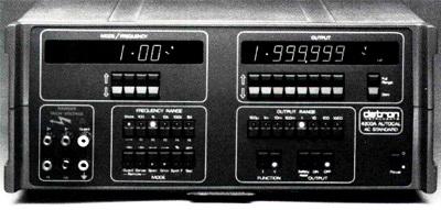 Datron 4200A Standard Calibrator