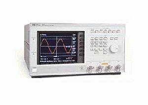 Agilent 54112D 100Mhz, 400Msa/S, 4 Ch, Digitizing Oscilloscope