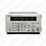 Advantest R5372 18 Ghz Microwave Counter