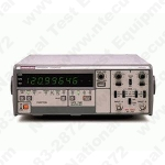 Advantest Tr5822 120 Mhz Electronic Counter