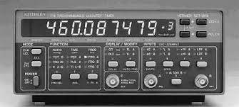 Keithley 776 225 Mhz, 2 Ch Programmable Counter/ Timer