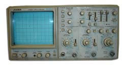 Leader Electronics 8103 8103 100Mhz 3-Channel Dual Time Base Oscilloscope