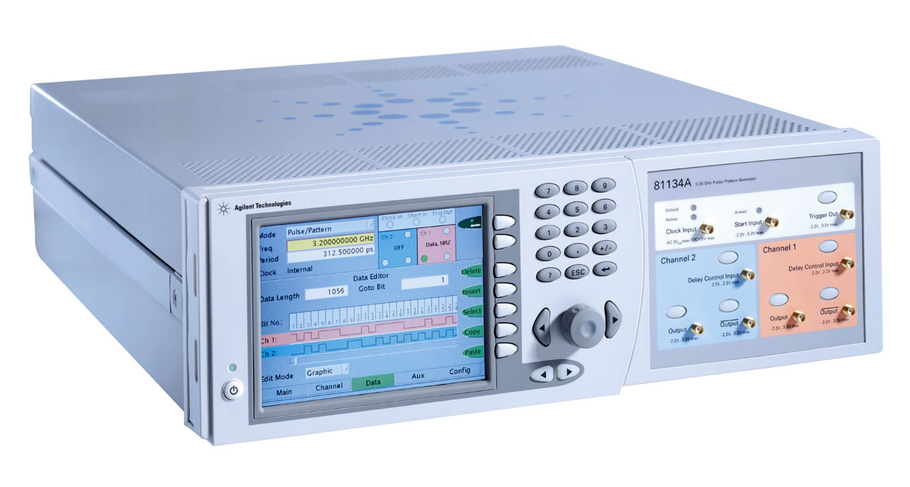 Keysight 81134A Pulse Pattern Generator