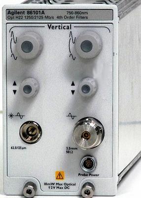 Agilent 86101A Electrical Plug-In Module