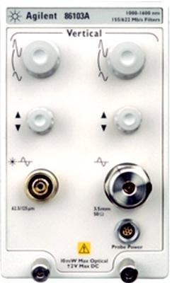 Agilent 86103A Electrical Plug-In Module