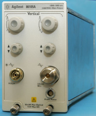Agilent 86105A One Optical And One Electrical