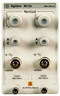 Agilent 86113A Optical Plug-In Module