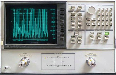 Agilent 8720A Microwave Network Analyzer