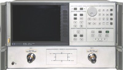 Agilent 8720C Microwave Network Analyzer