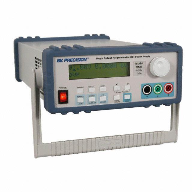 Bk Precision 9121 0-20V, 0-5A Professional Single Output Program Dc Pwr Supply