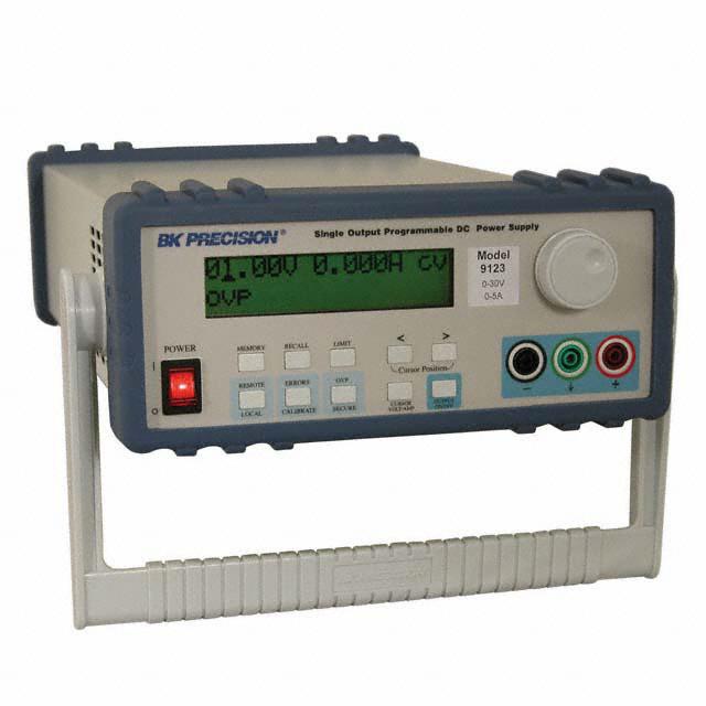 Bk Precision 9123 0-30V, 0-5A Professional Single Output Program Dc Pwr Supply