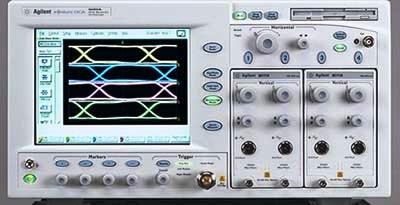 Agilent 86100A Infiniium Dca Wide-Bandwidth Oscilloscope