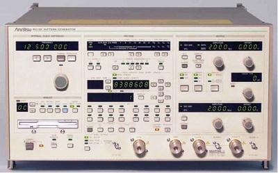 Anritsu Mp1763C Pulse Pattern Generator
