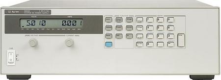 Keysight 6653A 500 Watt System Power Supply, 35V, 15A