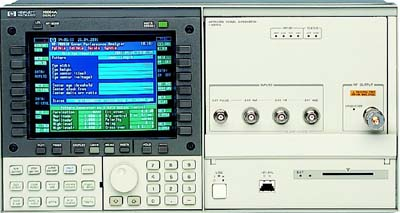 Agilent 71612B Performance Analyzer System