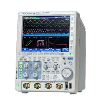 Yokogawa Dlm 2054 Mixed Signal Oscilloscope 4Ch, 500Mhz
