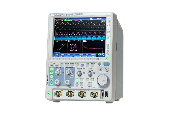 Yokogawa Dlm 2034 Mixed Signal Oscilloscope 4Ch, 350Mhz