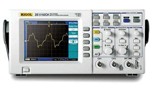 Rigol Ds5152Ca Ds5000 Series Digital Oscilloscope