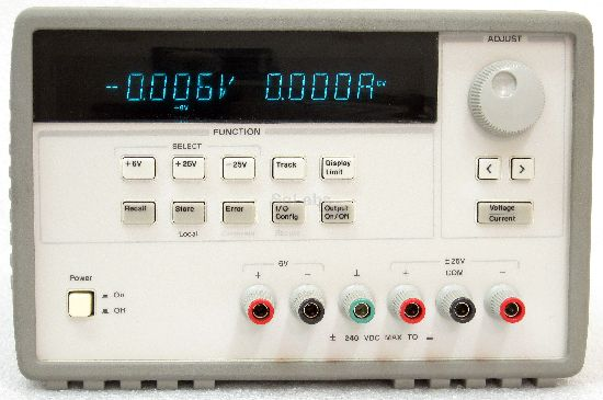 Keysight E3631A Power Supplies