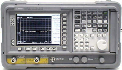 Agilent E4407B Spectrum Analyzer, 9 Khz To 26.5 Ghz