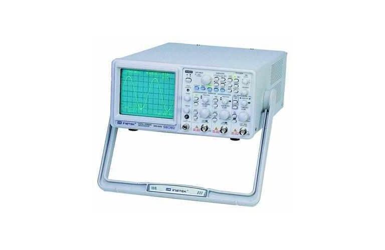 Gw Instek Grs-6052 50Mhz 2Ch 20Msa/S Oscilloscope