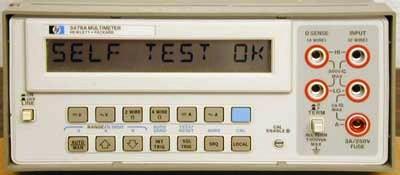 Agilent 3478A Multimeter