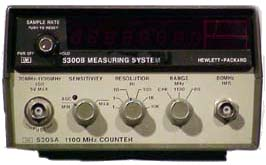Agilent 5240A Digital Frequency Meter 12.4 Ghz