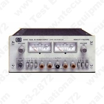Agilent 6205C Dual-Output Power Supply, 0-20 Vdc Or 0-40 Vdc