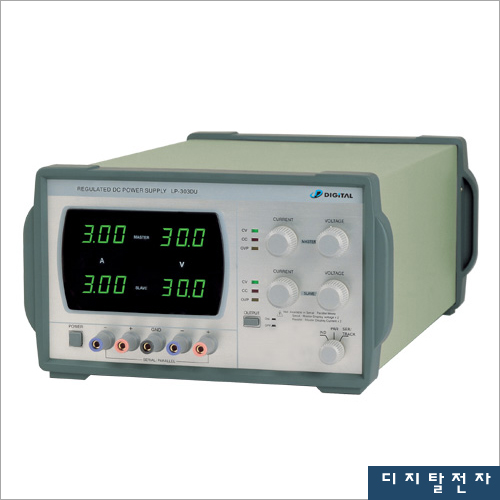 Digital Electronics Lp-5010 0~50V/0~10A Variable, Single Output, Linear Dc Power Supply,