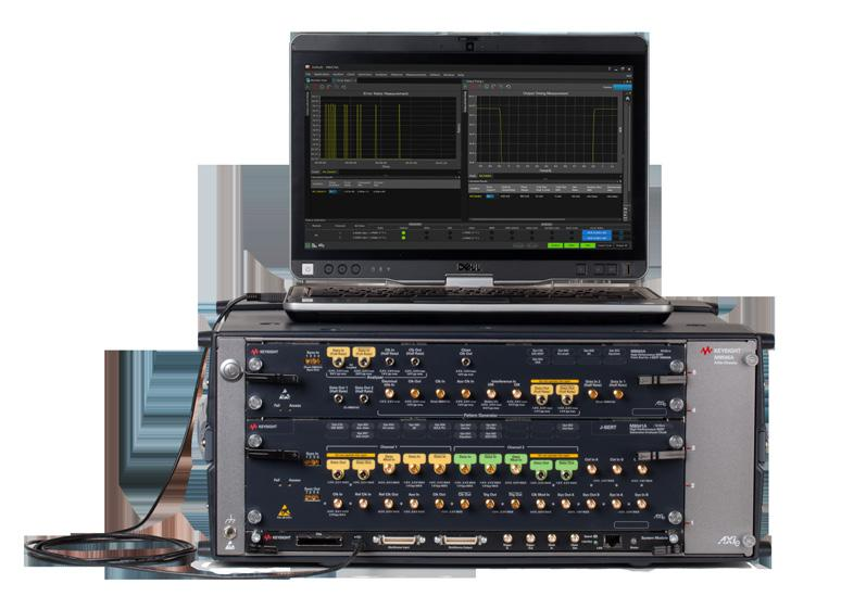 Keysight M8020A Bit Error Ratio Test Solution