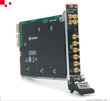 Keysight M9336A Pxie I/Q Arbitrary Waveform Generator