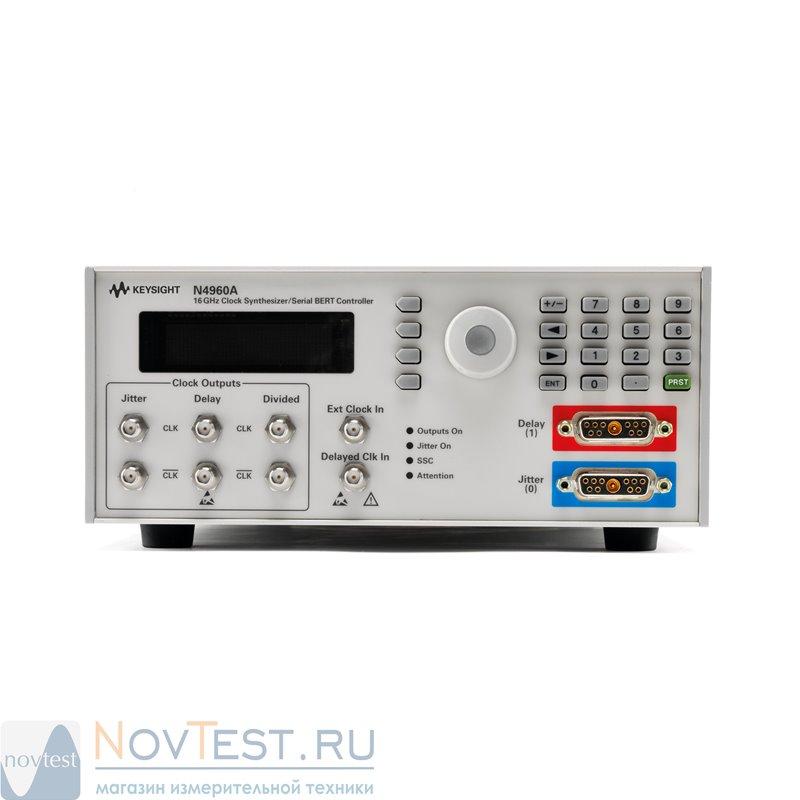 Keysight N4960A Bit Error Ratio Test
