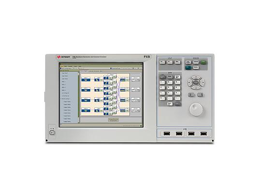 Keysight N5106A Pxb Baseband Generator And Channel Emulator