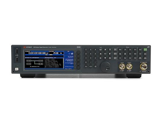 Keysight N5172B Exg X-Series Rf Vector Signal Generator, Up To 6 Ghz