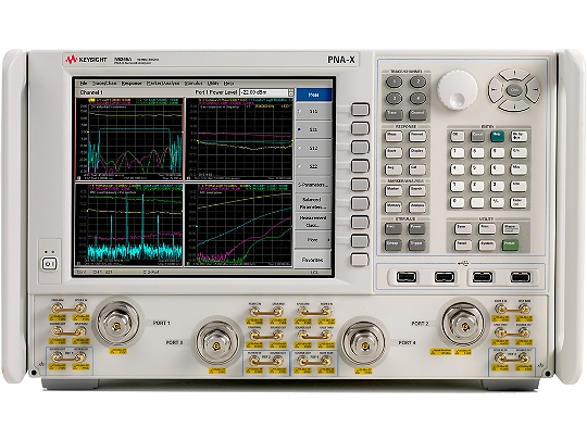 Keysight N5245A Microwave Network Analyzer 10 Mhz To 50 Ghz