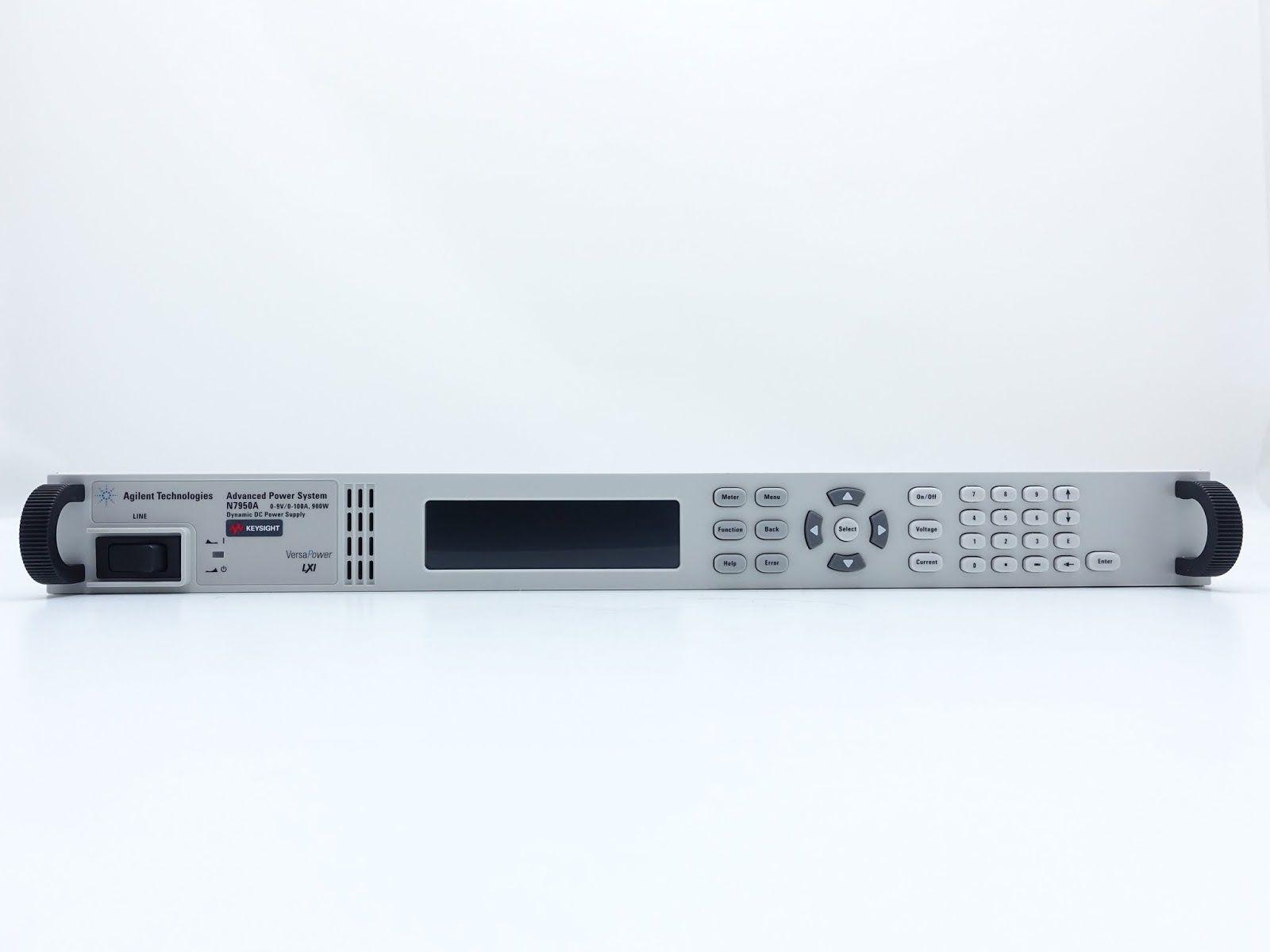 Keysight N7950A Advanced Power System - Dynamic Dc Power Supply