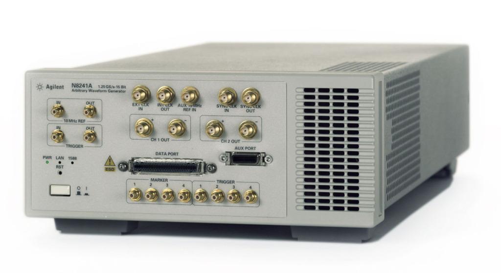 Keysight N8241A Arbitrary Waveform Generator Synthetic Instrument Module
