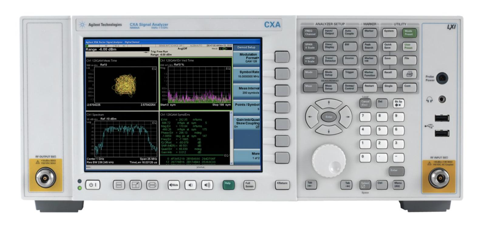 Keysight N9000A Signal Analyzer