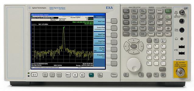 Keysight N9010A Signal Analyzer