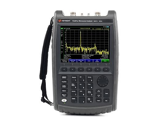 Keysight N9917A Fieldfox Handheld Microwave Analyzer