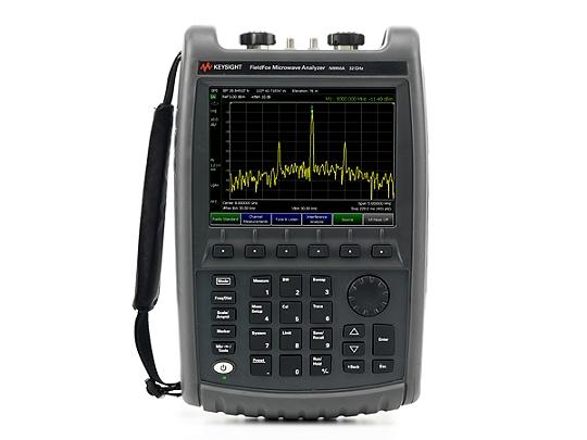 Keysight N9950A Fieldfox Handheld Microwave Analyzer