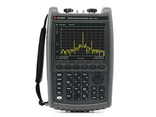 Keysight N9952A Fieldfox Handheld Microwave Analyzer