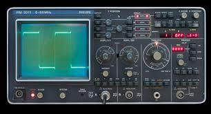 Phillips Pm 3311 Oscilloscopes